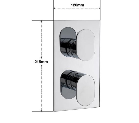 Technical drawing QS-V30185 / PL/172/C