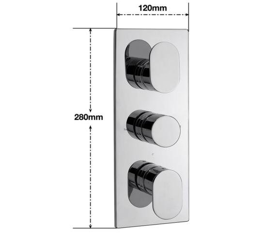 Technical drawing QS-V30187 / PL/277/C