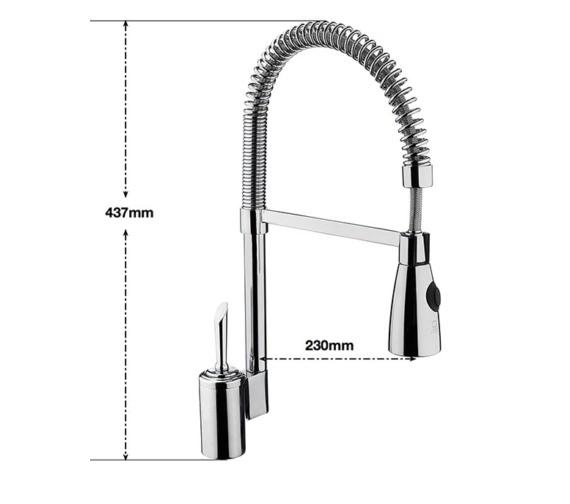 Technical drawing QS-V30663 / CO/154/C