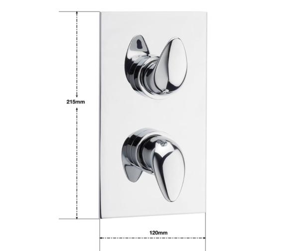 Technical drawing QS-V30580 / PR/177/C