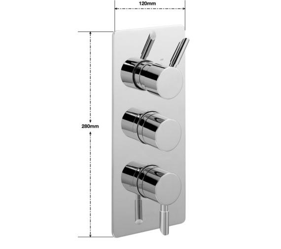 Technical drawing QS-V30348 / RO/277/C