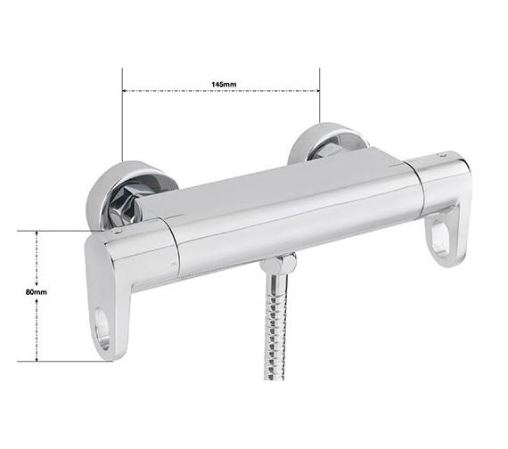 Technical drawing QS-V77687 / VE/168/C