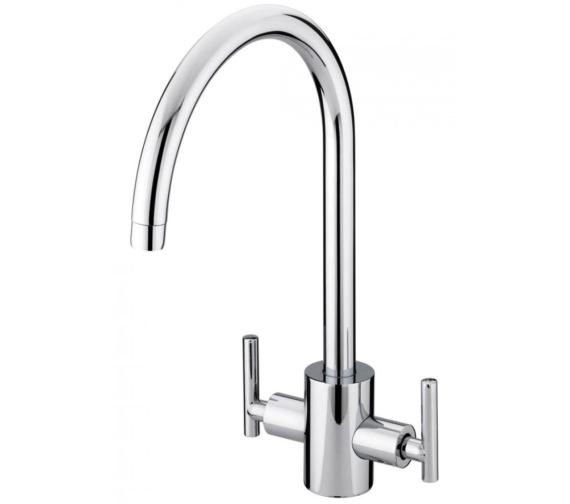 Bristan Artisan EasyFit Kitchen Sink Mixer Tap Brushed Nickel