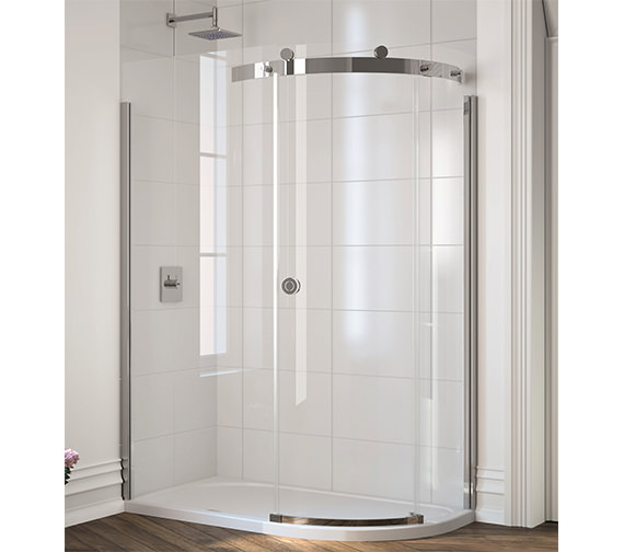 Merlyn 10 Series 1 Door Offset Quadrant Enclosure 1400 x 800mm