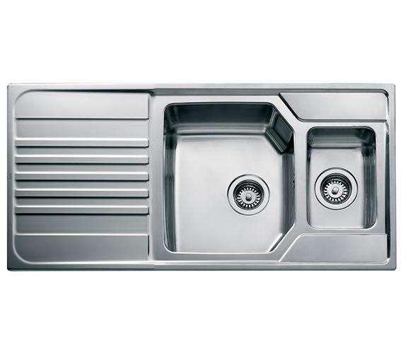 Teka Premium 1.5B 1D Stainless Steel Inset Sink