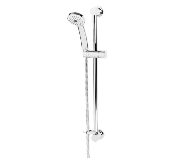 Bristan Cascade Shower Kit With Single Function Small Handset