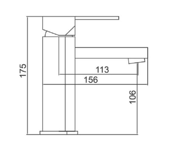 Technical drawing QS-V63579 / GN009