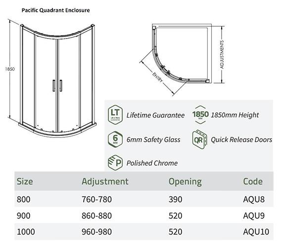 Technical drawing QS-V38838 / AQU10