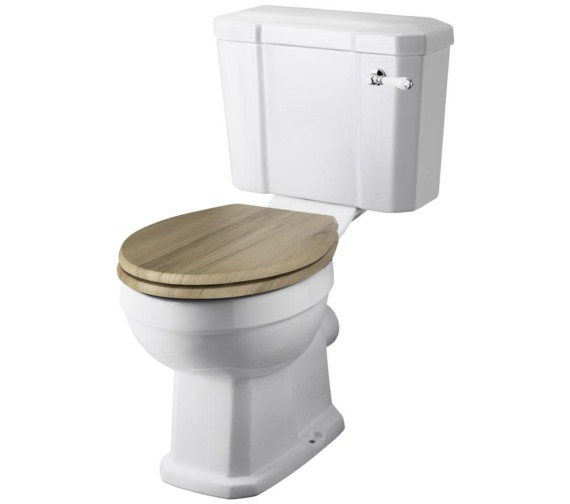 Hudson Reed Richmond Close Coupled Toilet 690mm