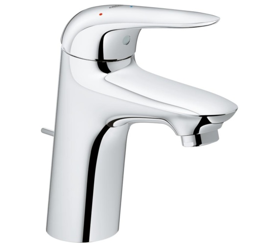 Grohe EuroStyle S-Size Deck Mounted Basin Mixer Tap