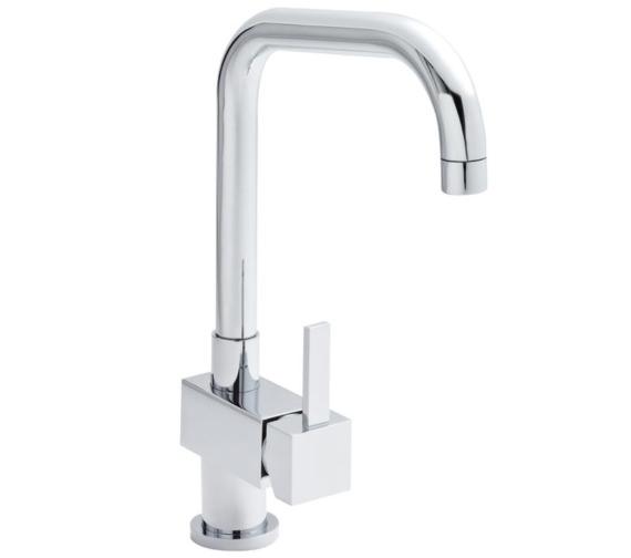 Nuie Premier Single Lever Side Action Kitchen Sink Mixer Tap