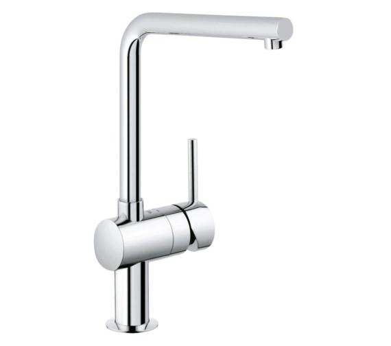Grohe Minta L Spout Kitchen Sink Mixer Tap