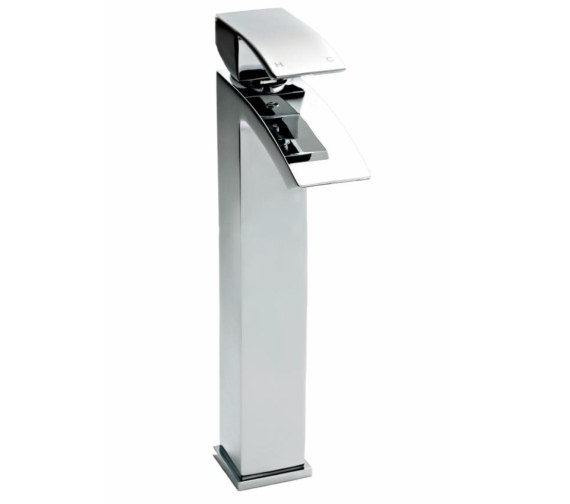 Nuie Vibe High Rise Single Lever Basin Mixer Tap