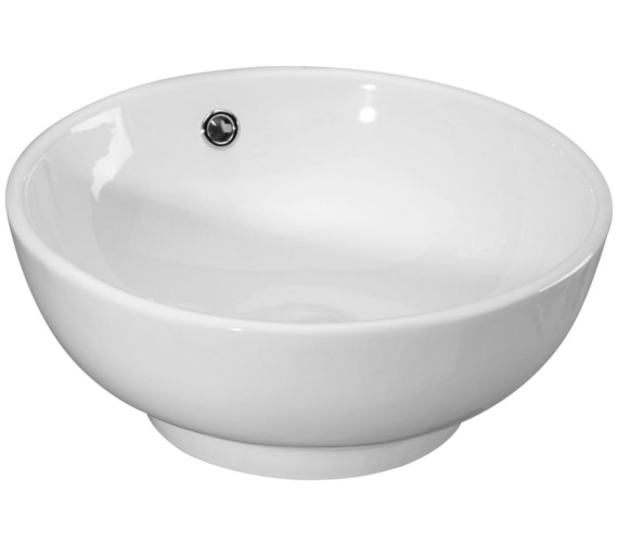 Premier 420mm Round Counter Top Vessel Basin