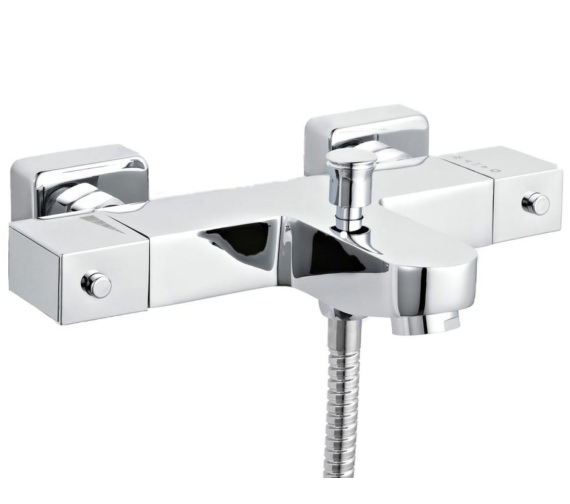 Nuie Premier Thermostatic Bath Shower Mixer Tap