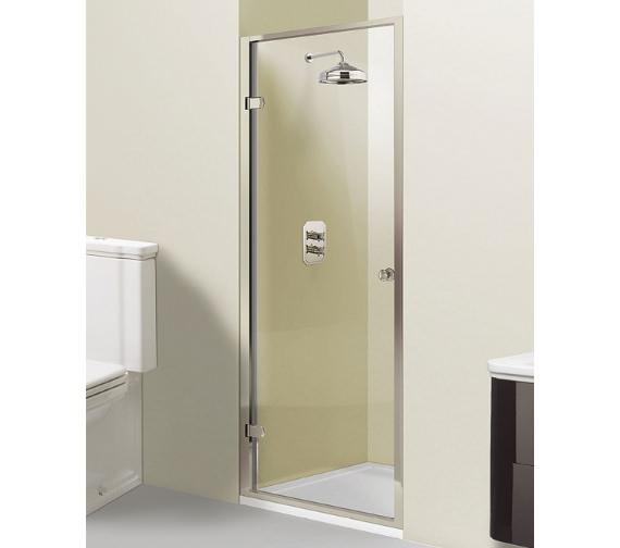 Simpsons Arcade Hinged Shower Door 900 x 1950mm