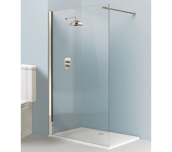 Simpsons Arcade Walk In Easy Access Shower Enclosure 1400 x 1950mm