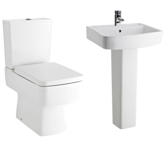 Premier Bliss Basin And Toilet Set