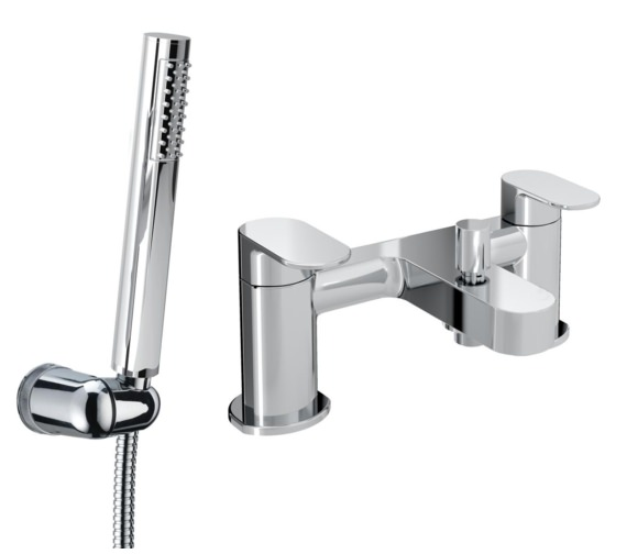 Bristan Frenzy Deck Mounted Bath Shower Mixer Tap