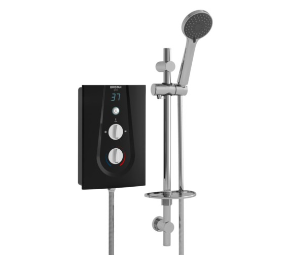 Bristan Glee 10.5KW Electric Shower Black