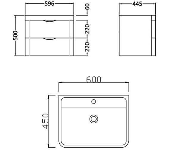 Technical drawing QS-V73267 / PMP183