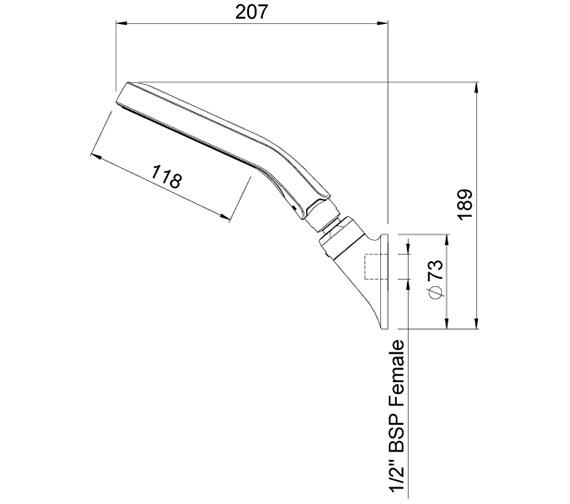 Technical drawing QS-V10925 / AOSACPUK