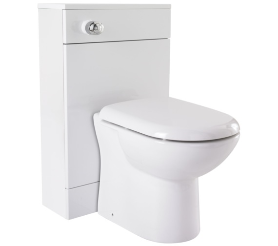 Premier Mayford 500 x 300mm Back-To-Wall WC Furniture Unit