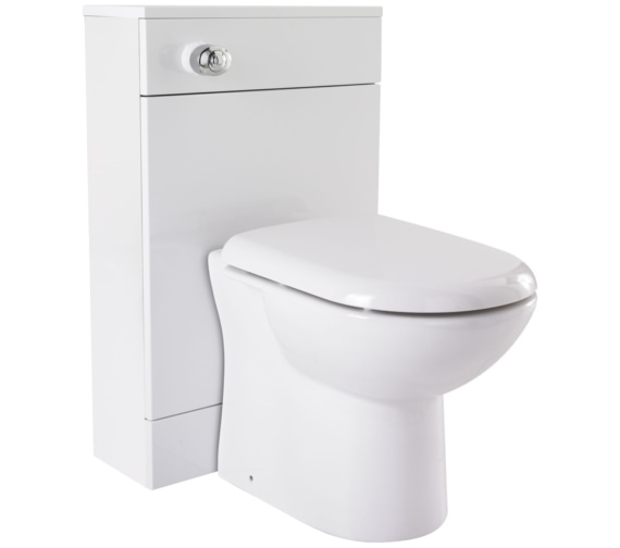 Premier Mayford 500 x 330mm Back-To-Wall WC Furniture Unit