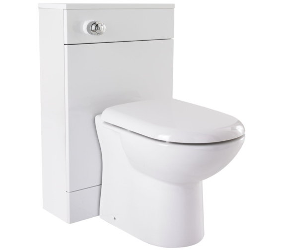 Nuie Premier Mayford 600 x 330mm Back-To-Wall WC Furniture Unit