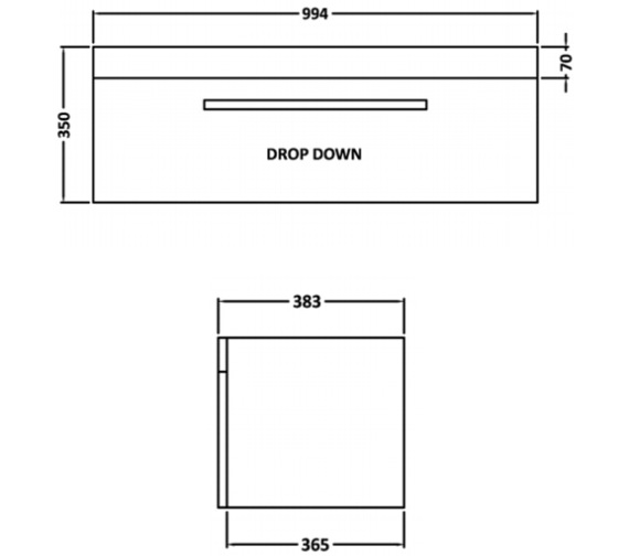 Technical drawing QS-V54819 / NVM187