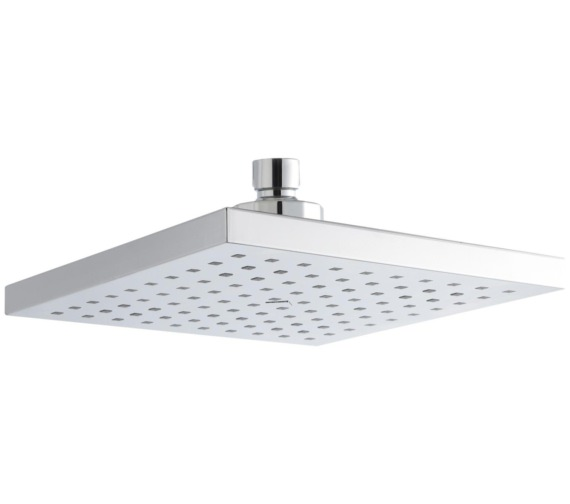 Lauren 200 x 200mm Square ABS Fixed Shower Head