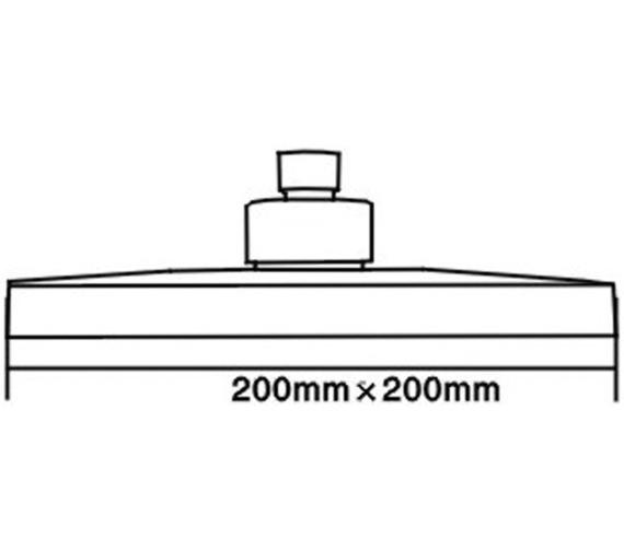 Technical drawing QS-V43073 / HEAD50