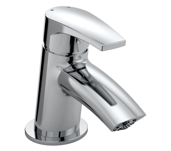 Bristan Orta Deck Mounted Small Basin Mixer Tap
