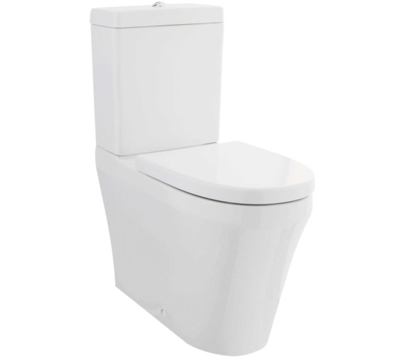 Lauren Marlow Close Coupled Comfort Height WC Set 700mm