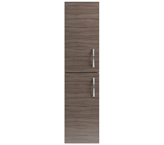 Lauren Shipton Driftwood 300 x 1435mm Wall Hung Tallboy Unit