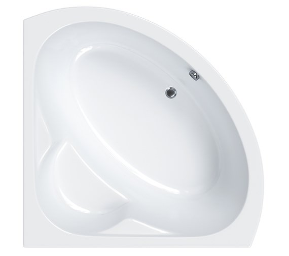 Carron Monarch Corner Bath 1300 x 1300mm - CACMO135PA
