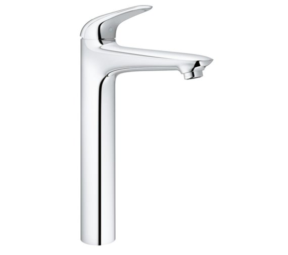 Grohe Eurostyle XL-Size Deck Mounted Basin Mixer Tap Chrome