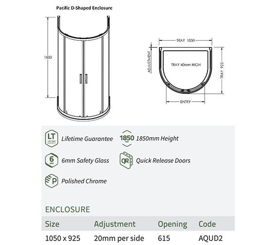 Technical drawing QS-V73068 / AQUD2