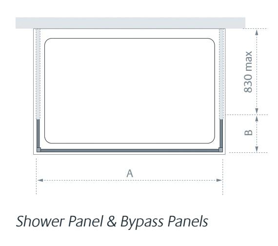 Technical drawing QS-V86257 / LK811-110S