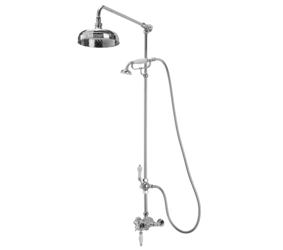 Tre Mercati Imperial Exposed Thermostatic Shower Valve With Kit