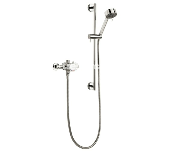 Tre Mercati Exposed Sequential Thermostatic Shower Valve With Kit