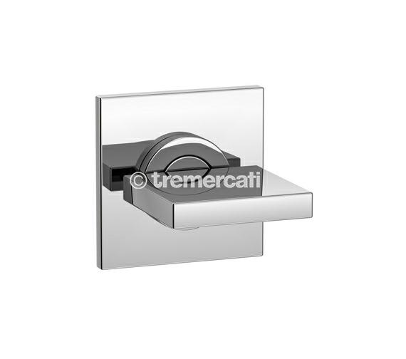 Tre Mercati Square Wall Mounted 3 Way Diverter