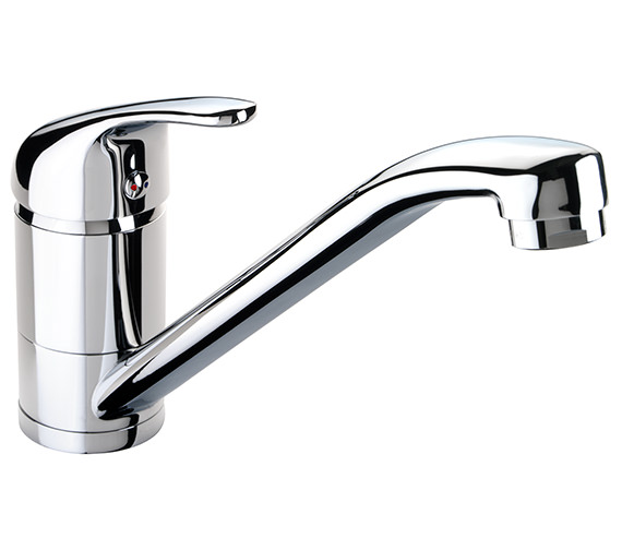 Twyford X52 Low Flow Mono Kitchen Sink Mixer Tap