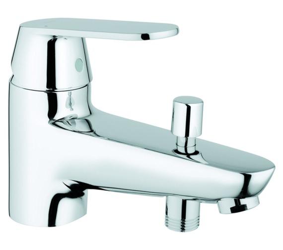 Grohe Eurosmart Cosmopolitan Half Inch Single Lever Bath Shower Mixer Tap