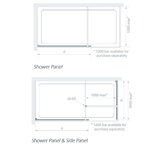 Technical drawing QS-V83881 / LK1010-120S
