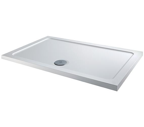 Twyford Flat Top Rectangular Shower Tray