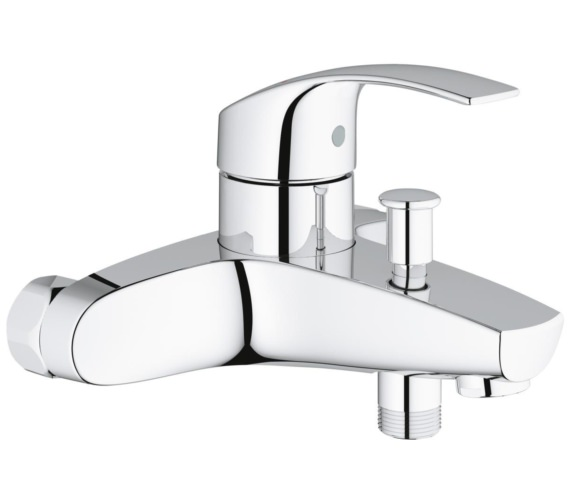 Grohe Eurosmart Half Inch Single Lever Bath Shower Mixer Tap