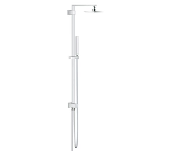 Grohe Euphoria Cube Shower System With Diverter For Wall Mounting