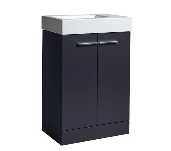 Alternate image of Tavistock Kobe 560mm Floorstanding Unit And Basin