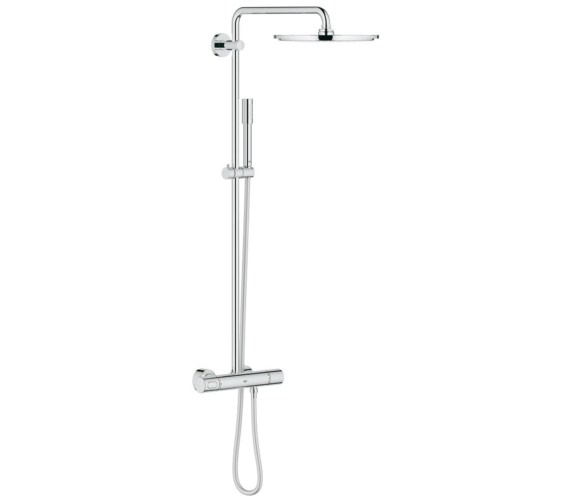 Grohe Rainshower System With Thermostatic Valve